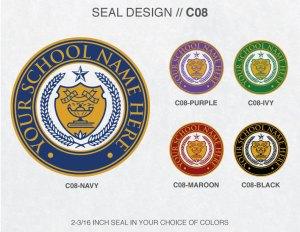 SEAL DESIGN // C08