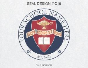 SEAL DESIGN // C10