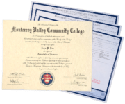 Fake College Diploma & Transcripts