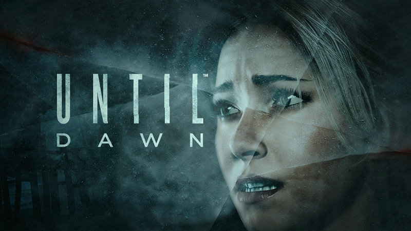 THE BEST HORROR GAMES FOR PS4 - UNTIL DAWN