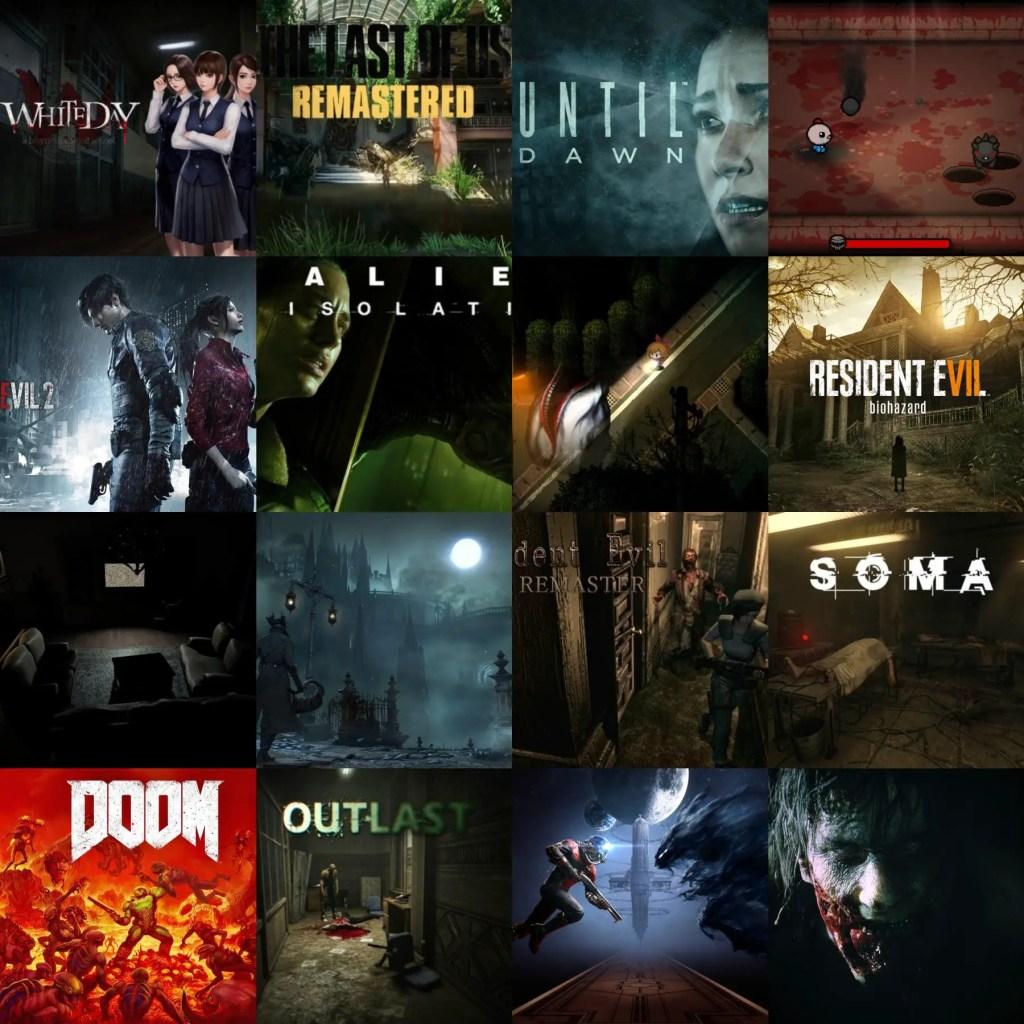 Best PS4 Horror Games 2019