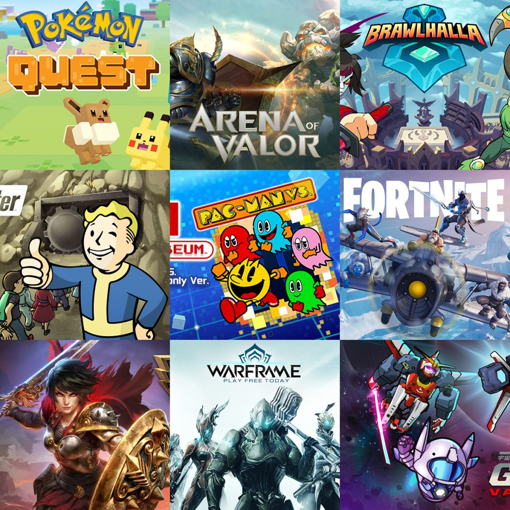 FREE NINTENDO SWITCH GAMES