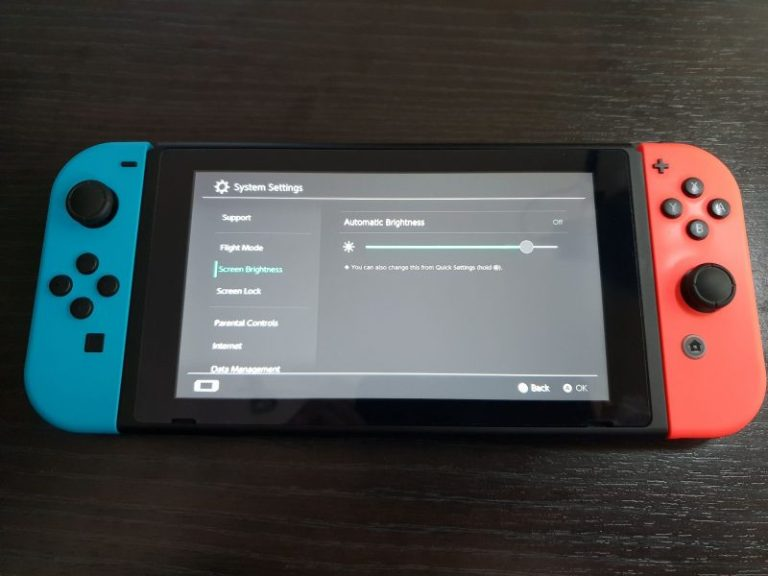 NINTENDO SWITCH BATTERY LIFE