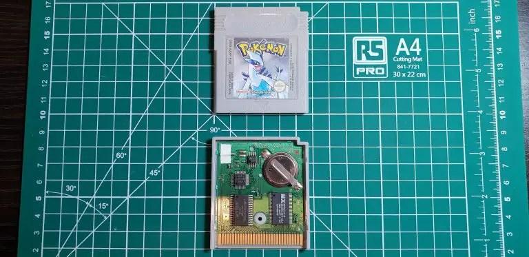 game boy games repair