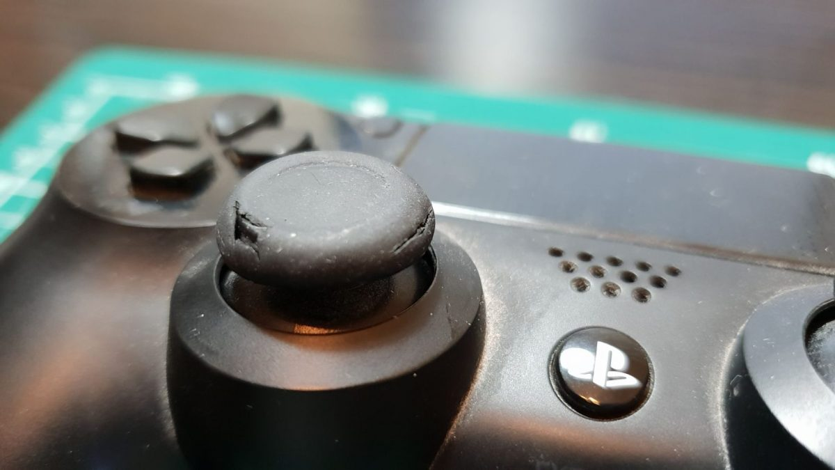 Replace PS4 Analog sticks