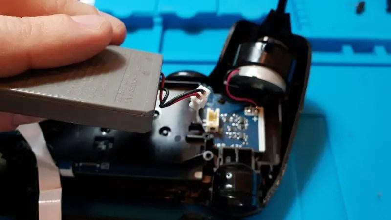 ps4 stick repair