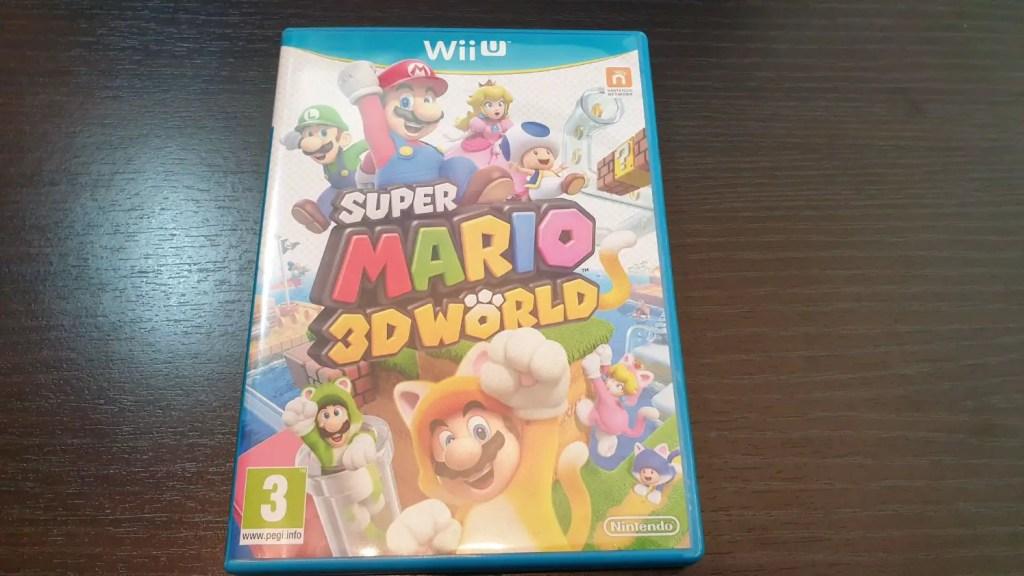 Mario 3D World guide