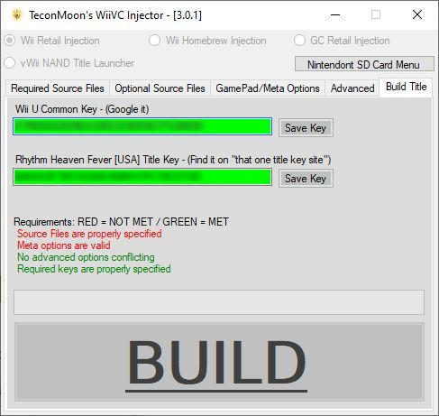 Wii U hacking guide injection