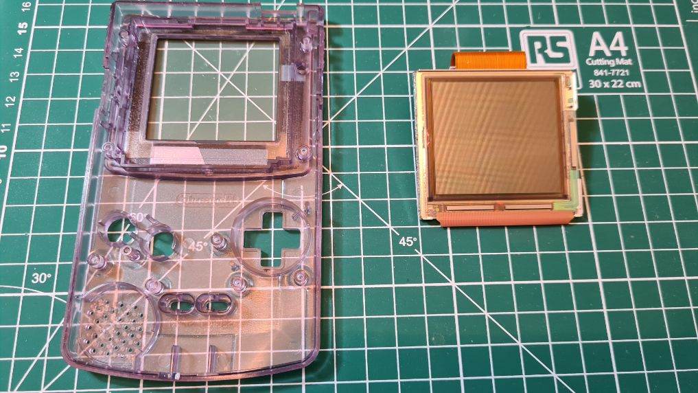 HOW TO BACKLIGHT A GBC