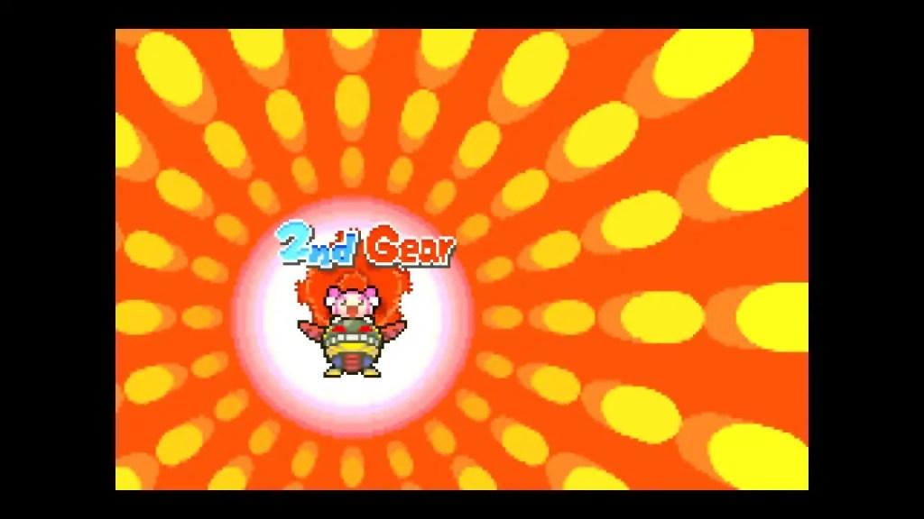 Drill Dozer screenshot with gear