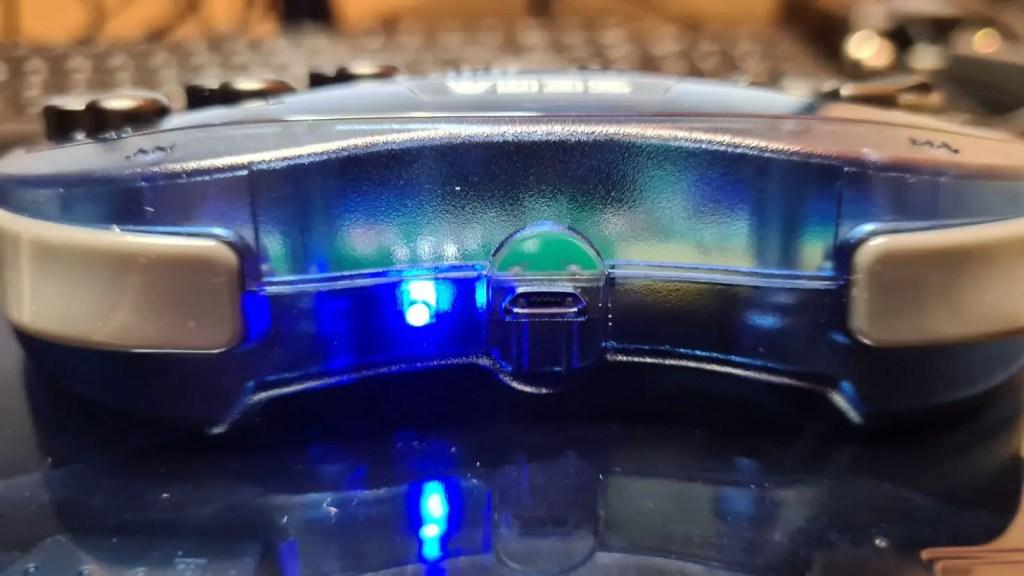 Best mister controller retro bit blinking light