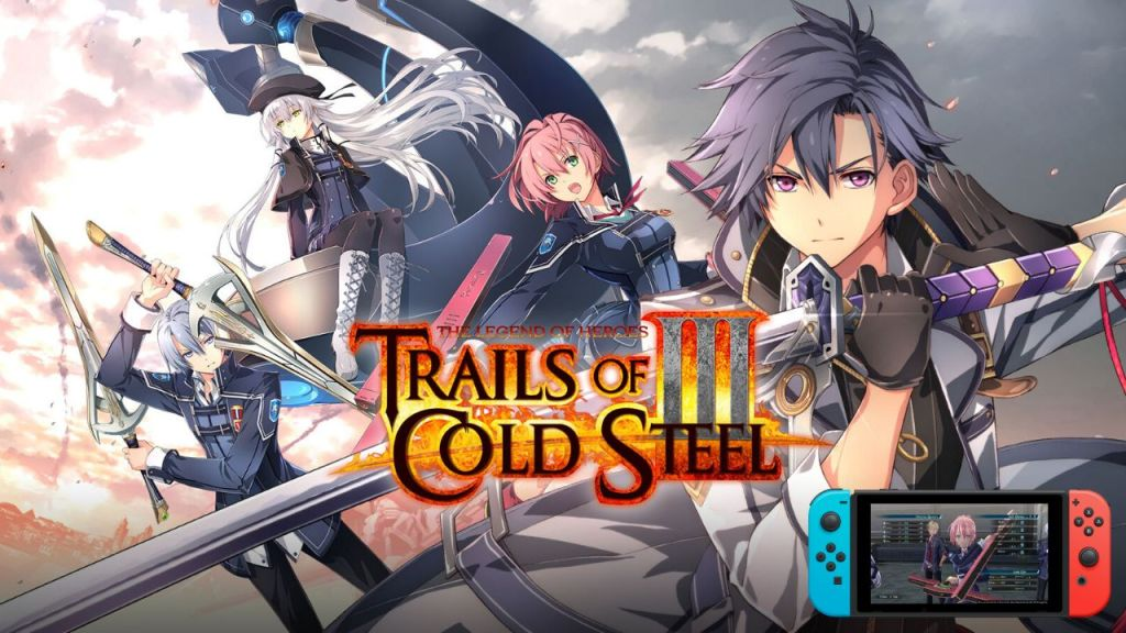 Trails of cold steel iii nintendo switch review