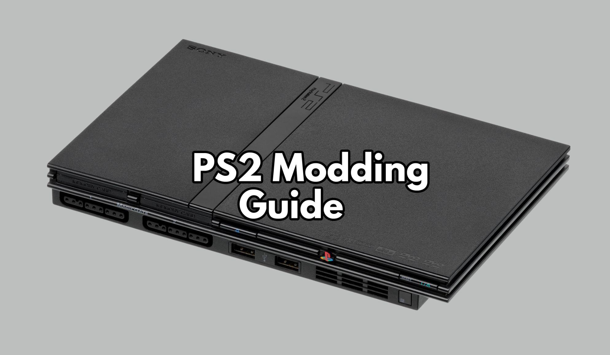 Sony-PlayStation-2-modding