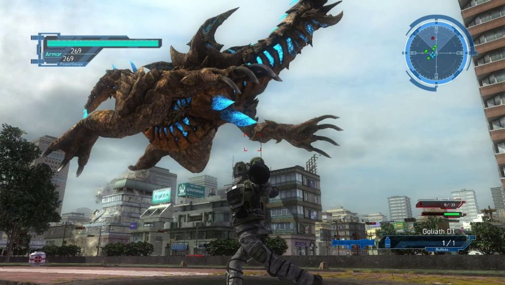 earth defense force 5 review ps4