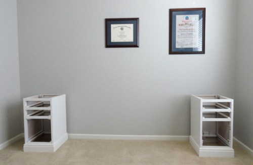Muebles oficina en casa