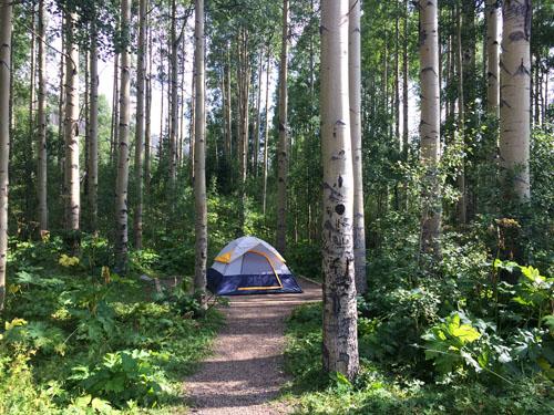 Campamento de verano en Colorado