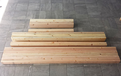 Como hacer una litera de madera para ni os paso a paso - Como hacer pergolas de madera paso a paso ...