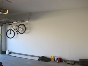 Looking for garage project ideas? Finished garages look great!
