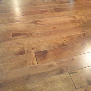 Installing Hardwood Flooring in the Living and Dining Room Areas