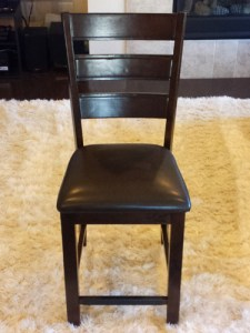 Reupholstering Dining Room Chairs An Easy And Inexpensive