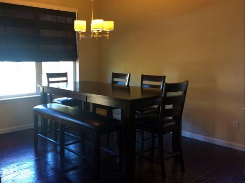 Reupholstering Dining Room Set Chairs. U201c