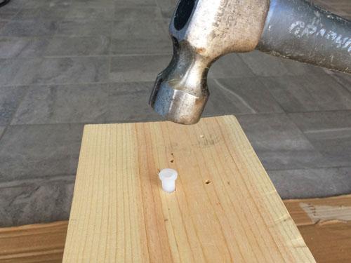 DIY Coffee table wood