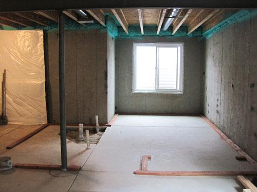 Diy Basement Finishing Bottom Plates Walls Amp Soffit