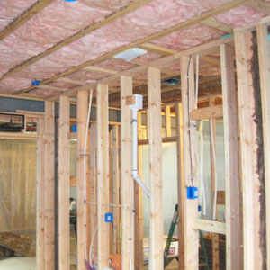 DIY Basement Walls and Ceiling Insulation