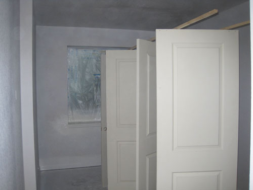 How to paint or refinish doors