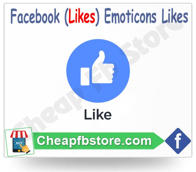 Buy Facebook Emoticons Post Likes