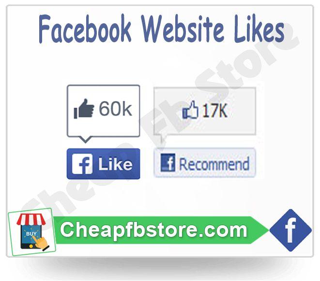 Website Likes