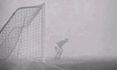 Funny Football History: Sam Bartram Foggy Incident 2
