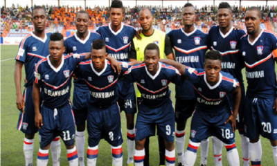 Ifeanyi Ubah Wins Charity Cup As They Defeats Enugu Rangers 6