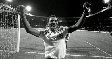 Luther Blissett ! First Black Player To Score A Hat-trick