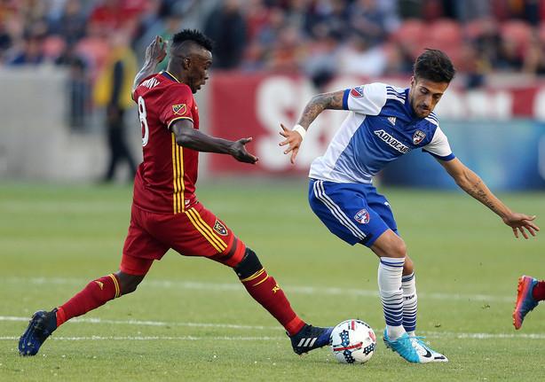 Real Salt Lake Named Sunday Stephen In MLS's Team Of The Week 4
