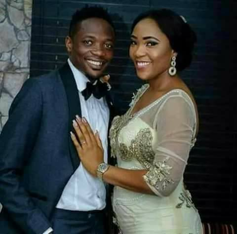 Breaking ! Ahmed Musa Marries New Wife Juliet Ejue - Watch The Video 10