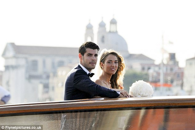 Morata Took A Break From Transfer Talks To Tie The Knot With Alice Campello 15