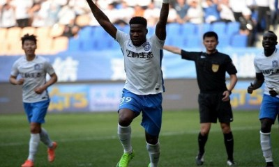 Watch As Former Super Eagles Strikers Light Up Chinese Super League With Goals 6
