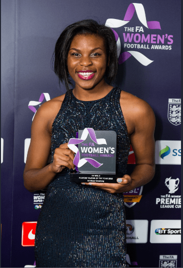 Super Falcons Striker Ini-Abasi Umotong Bags First Class Honours From University of Southampton 4