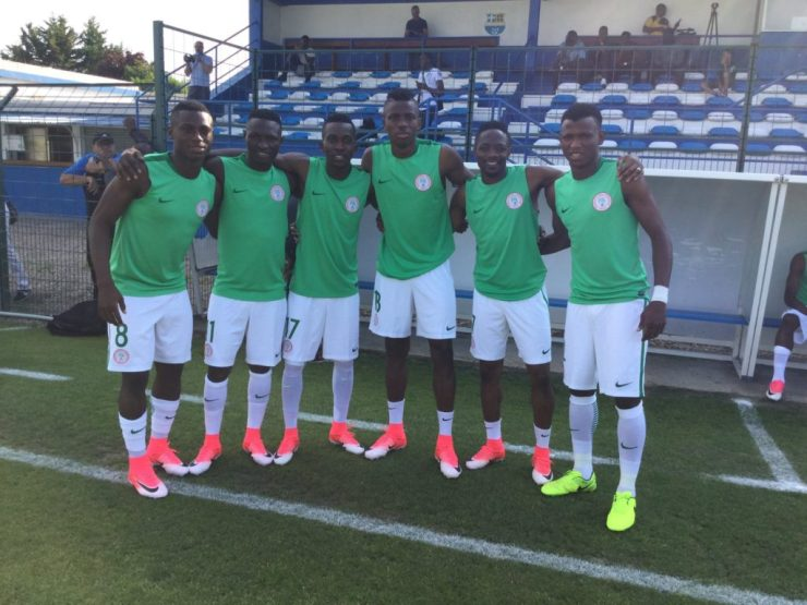 Nigeria vs South Africa : A Must Win For Super Eagles 13