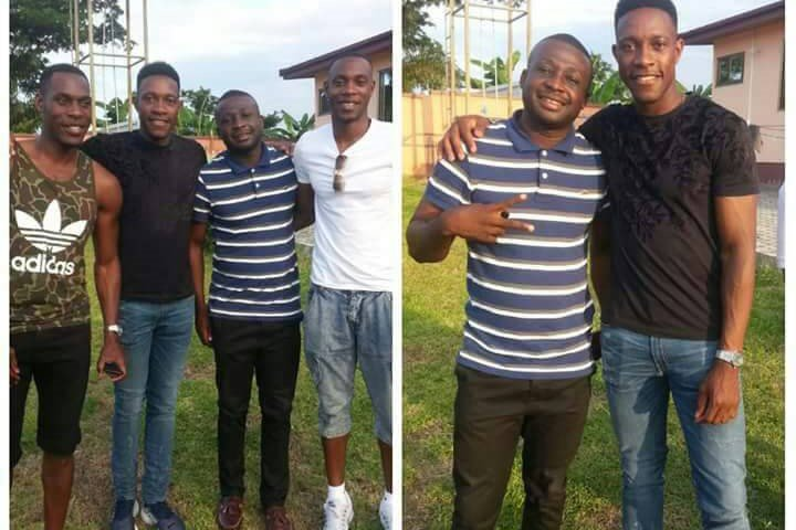 Arsenal Forward Paid A Courtesy Visit To Ghana For His Off-Season Vacation 4