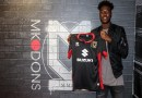 Official: MK Dons Signs Nigeria Midfielder Gboly Ariyibi