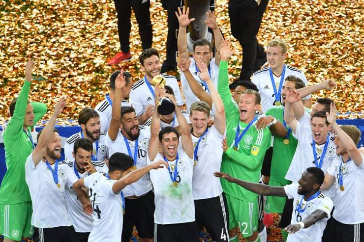 Joachim Low's Youngsters Hands Germany First FIFA Confederation Cup 7