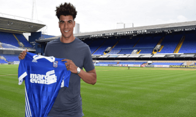 Official : Cardiff City Midfielder Tom Adeyemi Joins Ipswich Town On A Two-Year Deal 21