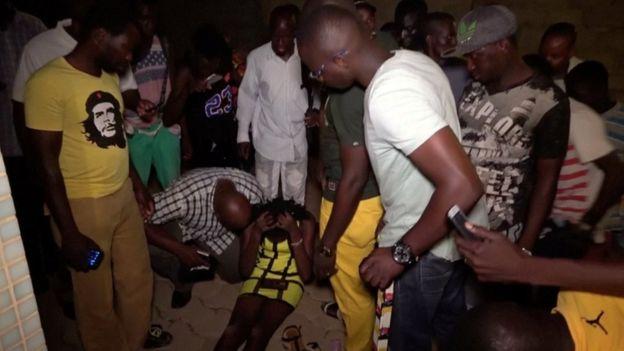 Home-Based Black Stars Escaped Terrible Terrorist Attack In Ouagadougou 7