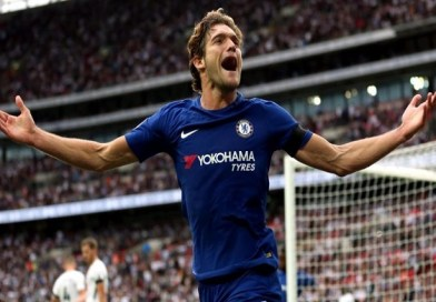Marcos Alonso Sublime Brace Rescue Chelsea From Dominant Spurs