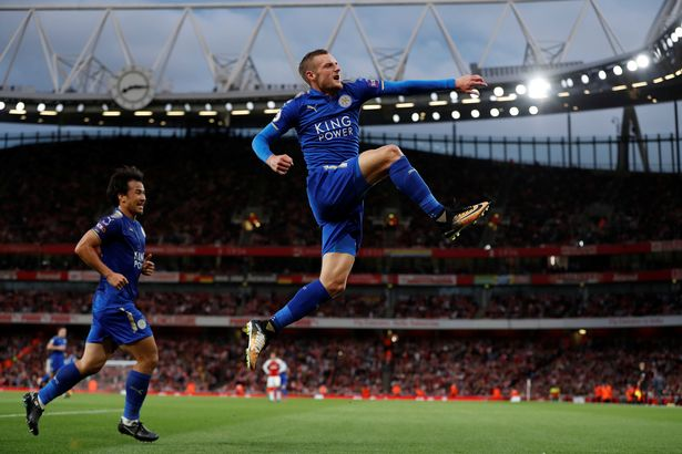 Shower Of Goals! Arsenal Wins 7-Goal Thriller In Premier League Opener 8