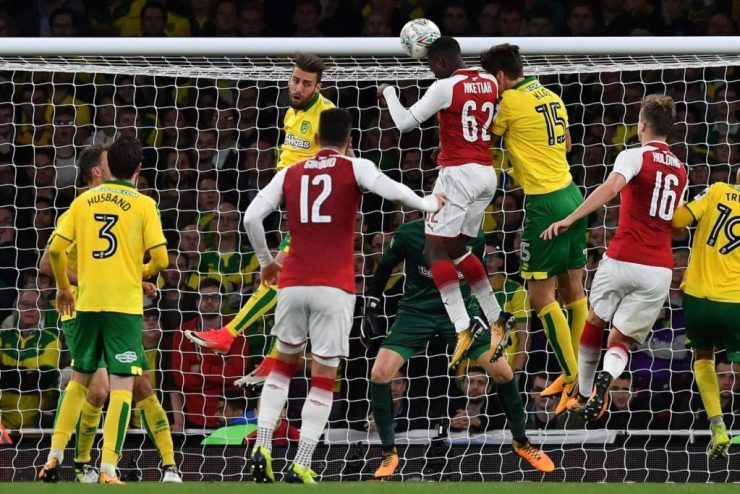 Edward Nketiah, First Player Born After Wenger's Arrival To Save Arsenal 7