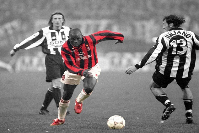 Liberia Election ! Former 'Ballon D'Or Winner' George Weah Wins Liberia Presidential Election 8