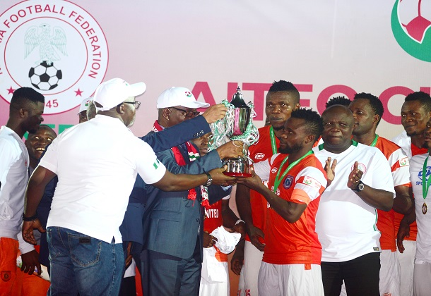 Akwa United Are AITEO Cup Champions 4